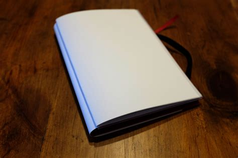 How To Make A Notebook Out Of Paper - review the paper saver notebook zinc moon