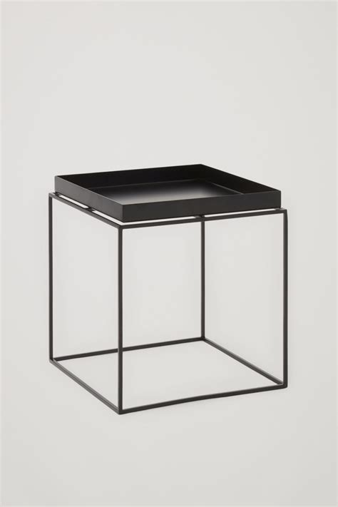 Hay Side Table Hay Tray Side Table Black All Cos Fr