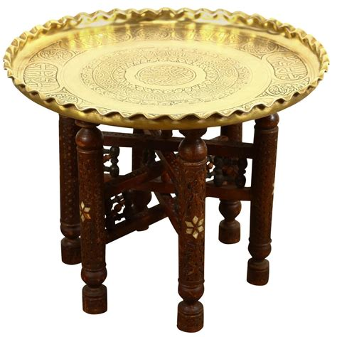 moroccan tray coffee table moroccan brass tray tea coffee table coffee table design