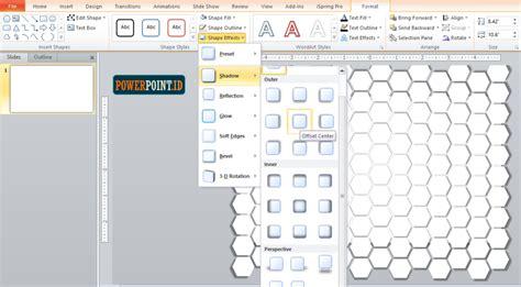 membuat powerpoint lebih menarik membuat pola menarik menggunakan powerpoint powerpoint id