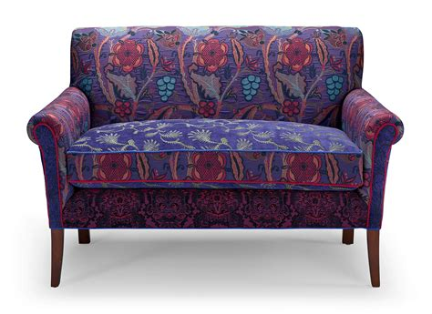 upholstery concord salon settee in concord by mary lynn o shea upholstered