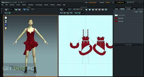 download pattern marvelous designer marvelous designer 3 free download