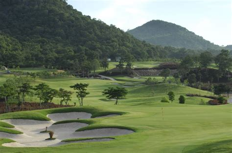 top rated golf courses  thailand easy vacation planning