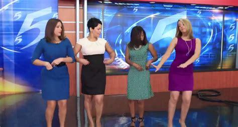 news channel 5 memphis anchors wmc action news 5s morning team hits the quan
