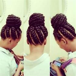 braided hair buns for black goddess braids and bun black hair information community