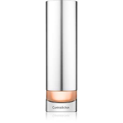 Parfum Calvin Klein Contradiction calvin klein contradiction eau de parfum pour femme 100