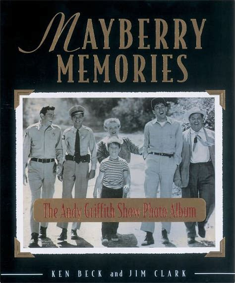 Release Letter Griffith mayberry memories the andy griffith show photo album by