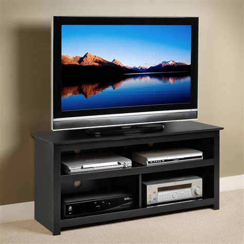tv console cabinet flat panel mount tv stands large size prepac furniture bpv 4701 vasari flat panel plasma lcd tv