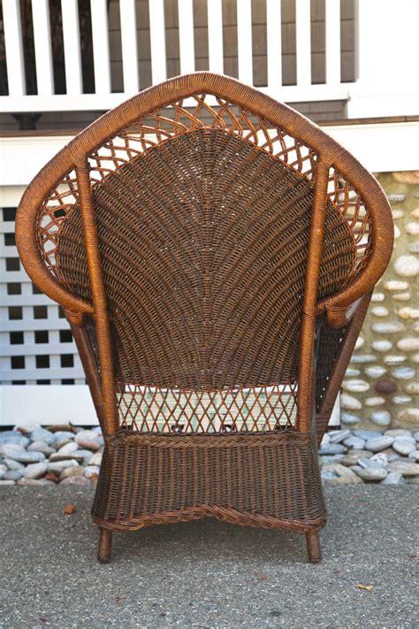 Antique Wicker Chairs by Antique Wicker Chairs And Sofa At 1stdibs