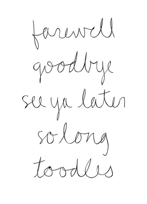 farewell card template black and white the 25 best farewell messages ideas on