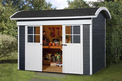 Metall Gartenhaus Mit Fenster by Gartenhaus Runddach Weka Ronda Ebay