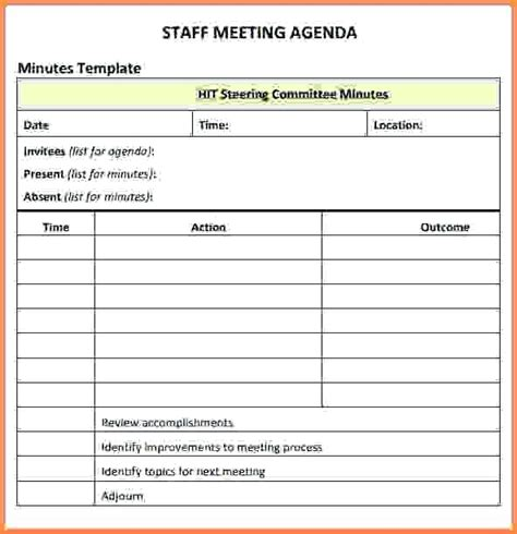 Daily Meeting Agenda Template Huddle Templates Free Sle Exle Format Download Safety Scrum Daily Scrum Meeting Agenda Template