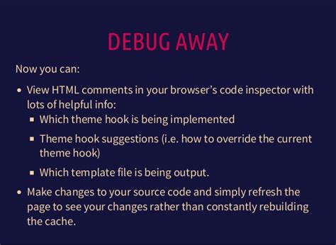drupal theme hook suggestions not working building a custom theme in drupal 8