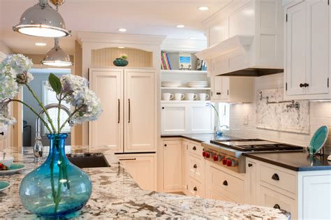Granite Countertops Manchester Nh by Windham Nh Renovation Traditional Kitchen Other