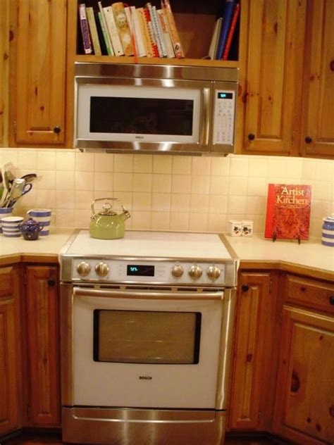 microwave stove cabinet 1000 ideas about microwave shelf on microwave
