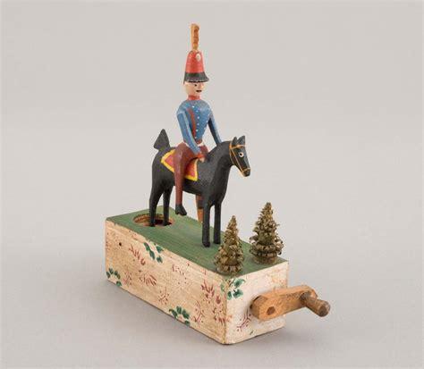 major exhibition   century wooden toys