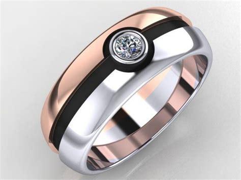 wedding ringbest 25 pokeball ring ideas on