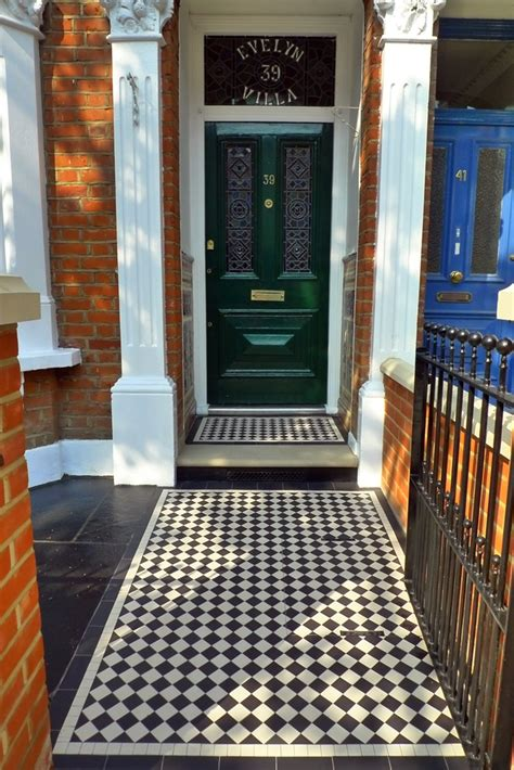 balham mosaic tile landscape gardener balham sw