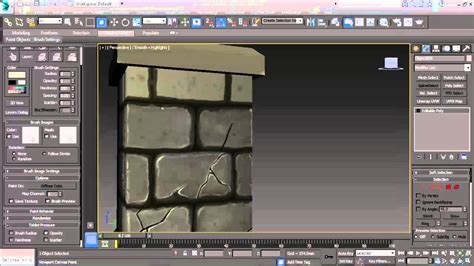 viewport layout in 3ds max painting with the viewport canvas in 3ds max youtube
