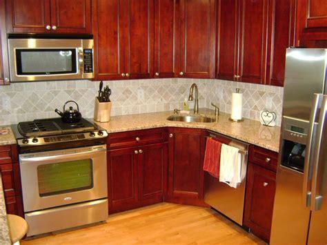 Useful Corner Kitchen Sink Cabinet Design for Fresh Looked