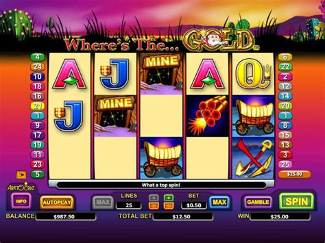 wheres  gold slot play   aristocrat games review