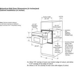 Cooktop Installation Instructions Psb1001nss Ge Profile Advantium 174 120v 27 In Wall Oven