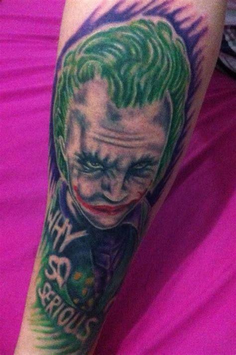 coringa joker tatuagem com tatuagens tattoo