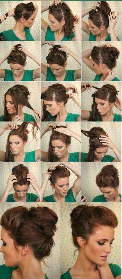 tutorial kepang rambut panjang anak menata gaya rambut panjang modern