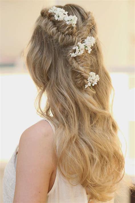 Offene Haare Brautfrisur by Brautfrisuren F 252 R Offene Haare Hair Hagemann