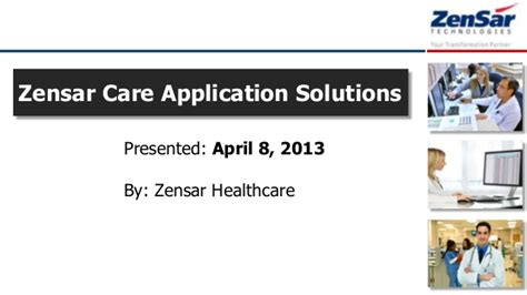 email zensar zensar clinical transformation health care it services