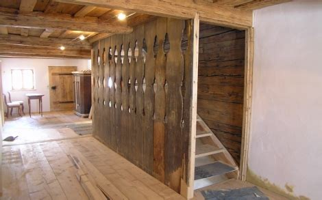 moderne häuser tirol neu aufgebautes blockhaus sanierung blockh 228 user