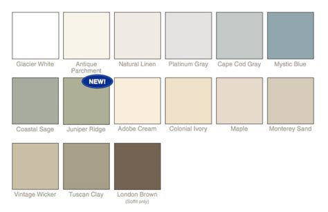 vinyl siding color options window world baton la
