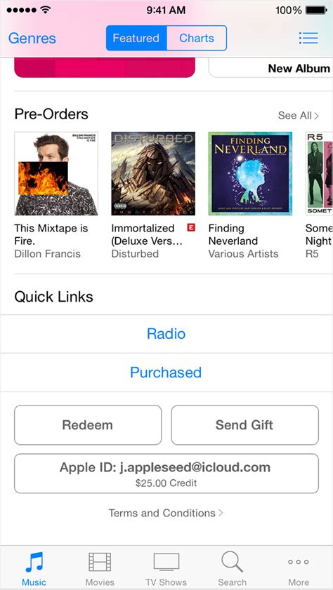 How To Find Gift Card Balance On Itunes - redeem and use itunes gift cards and content codes apple support