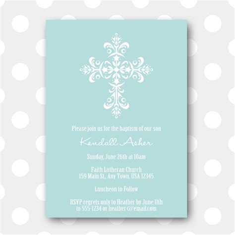 invitation cards templates free printable free printable baptism invitations free printable