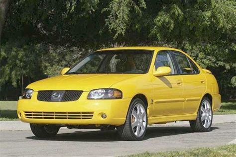 nissan sentra yellow 2005 yellow nissan sentra se r car picture nissan car photos