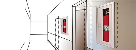 ada fire extinguisher cabinet mounting height equipment