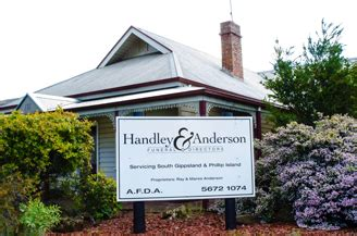handley and funeral directors helped plant a
