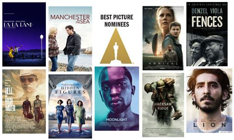 film oscar 2017 2017 ballot of oscar nominations pittsburgh post gazette
