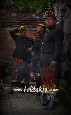 Baju Safari Baju Safari Balinese Traditional Costume 167 Bali