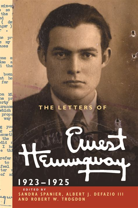 best ernest hemingway books hemingway from his books quotes quotesgram