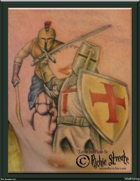 crusader tattoo designs 31 best warrior crusader with swords tattoos images