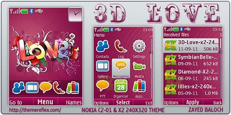 love themes c2 search results for new nokia c2 01 themes calendar 2015
