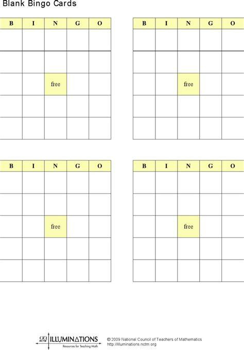 blank bingo templates download free premium templates