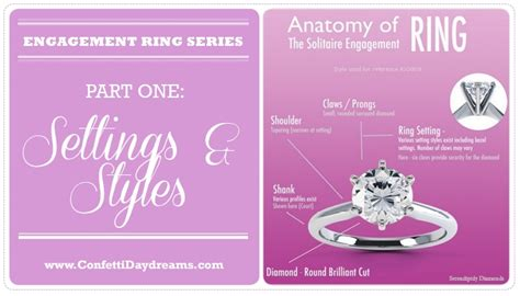 engagement ring guide cuts shapes