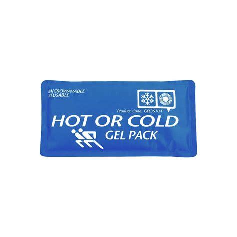 hot gel soft reusable hot cold gel pack