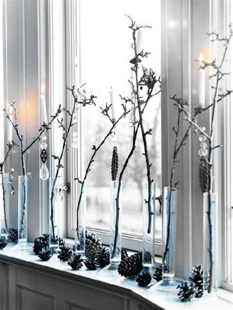 Fensterbrett Weihnachten by Fensterbank Deko Stilvolle Deko Ideen F 252 R Die Fensterbank