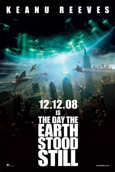 The Day The Earth Stool Still by The Day The Earth Stood Still 2008 Preview Sci Fi