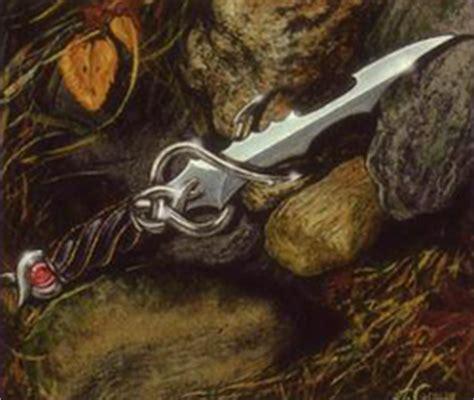 morgul blade morgul knife tolkien gateway