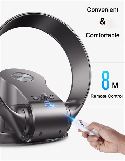 quiet wall mount fan with remote hanging wall multi purpose ultra quiet intelligent remote