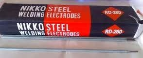 Kawat Las Nikko Steel Rd260 2 6mm kawat las elektroda nikko steel rd 260 2 6mm cipta teknik